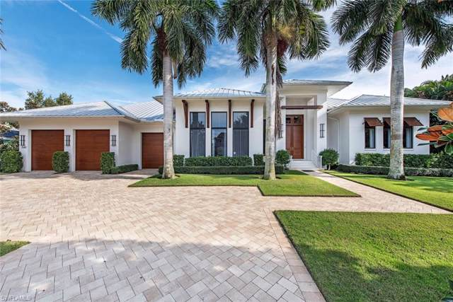 1140 Oleander Dr, Naples, FL 34102 (MLS #219080051) :: The Naples Beach And Homes Team/MVP Realty