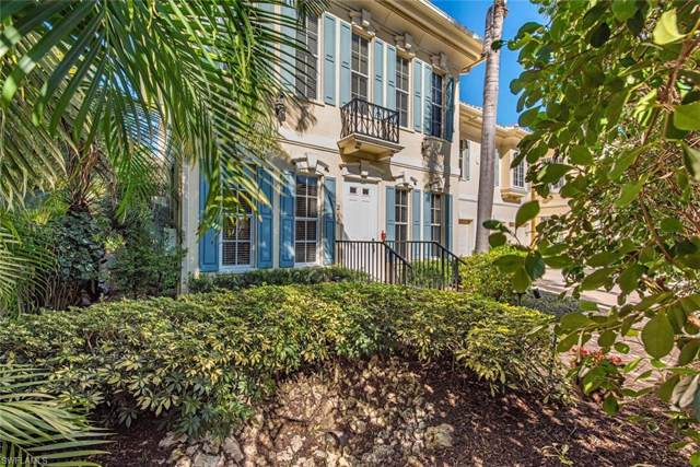 212 4th St S #4, Naples, FL 34102 (MLS #219080073) :: The Naples Beach And Homes Team/MVP Realty