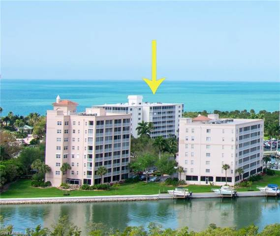 1 Bluebill Ave #306, Naples, FL 34108 (MLS #219080218) :: Palm Paradise Real Estate