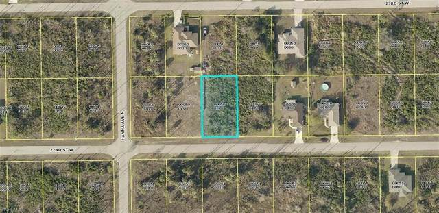 2714 22nd St W, Lehigh Acres, FL 33971 (#219080401) :: Equity Realty