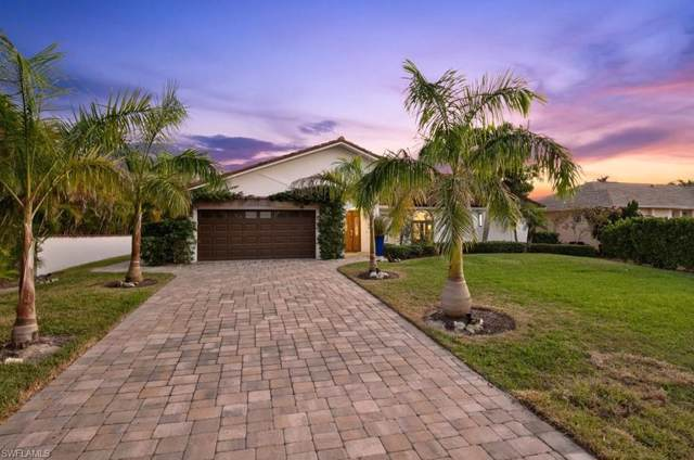 496 Germain Ave, Naples, FL 34108 (MLS #219080433) :: #1 Real Estate Services