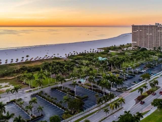 58 N Collier Blvd #803, Marco Island, FL 34145 (#219080689) :: The Dellatorè Real Estate Group