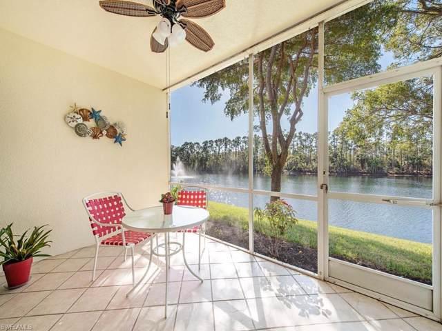 1016 Manor Lake Dr E-102, Naples, FL 34110 (#219080749) :: Jason Schiering, PA