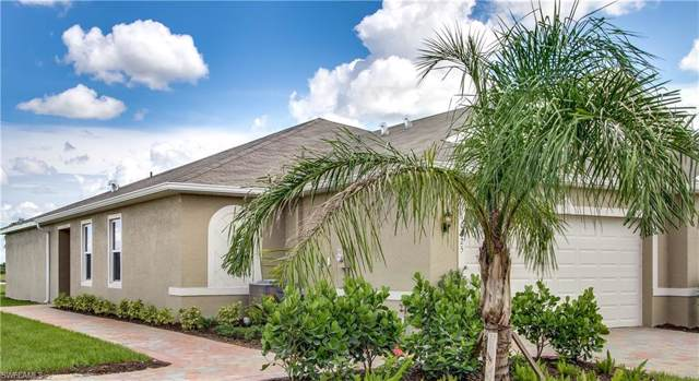 10724 Crossback Ln, Lehigh Acres, FL 33936 (MLS #219080825) :: The Naples Beach And Homes Team/MVP Realty