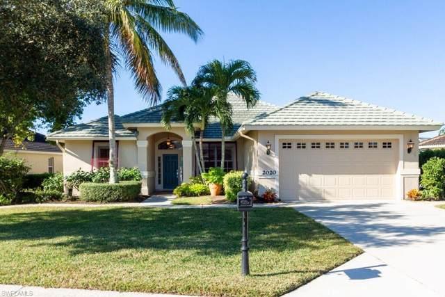 2020 Timberline Dr, Naples, FL 34109 (MLS #219081008) :: Clausen Properties, Inc.