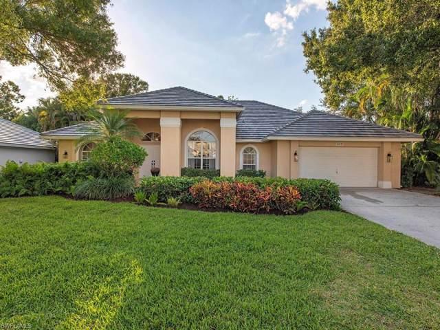 227 Silverado Dr, Naples, FL 34119 (#219081361) :: The Dellatorè Real Estate Group