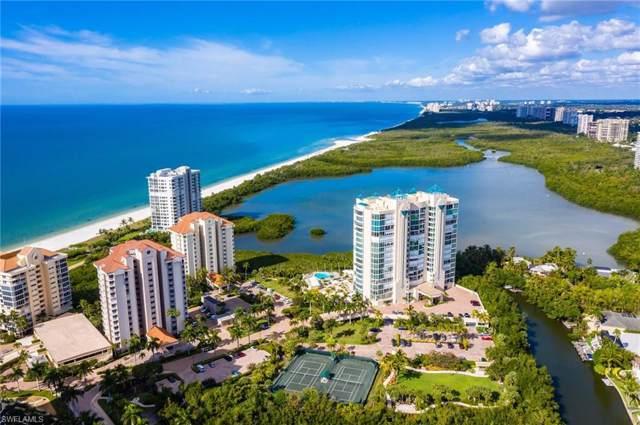 60 Seagate Dr #601, Naples, FL 34103 (#219081567) :: The Dellatorè Real Estate Group
