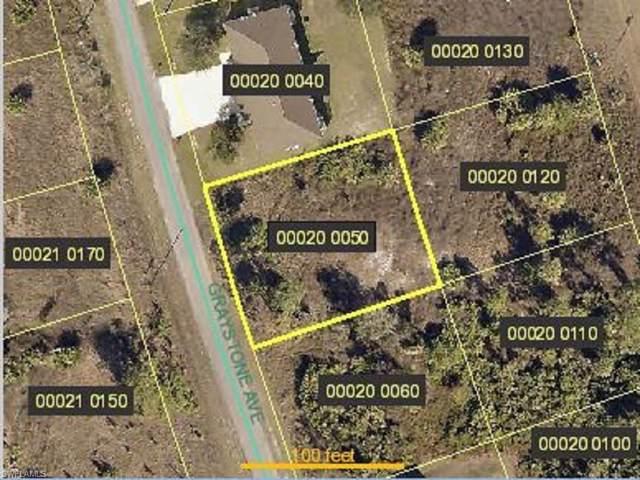 965 Graystone Ave, Lehigh Acres, FL 33974 (MLS #219081642) :: Palm Paradise Real Estate