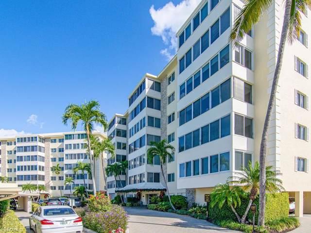 3410 Gulf Shore Blvd N #502, Naples, FL 34103 (#219081689) :: The Dellatorè Real Estate Group