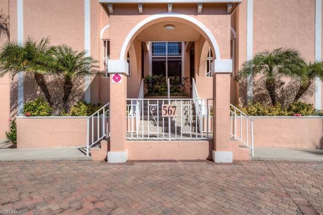 567 Audubon Blvd D-101, Naples, FL 34110 (MLS #219081735) :: #1 Real Estate Services