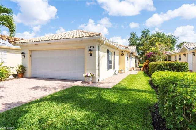 5377 Guadeloupe Way, Naples, FL 34119 (MLS #219081762) :: The Naples Beach And Homes Team/MVP Realty