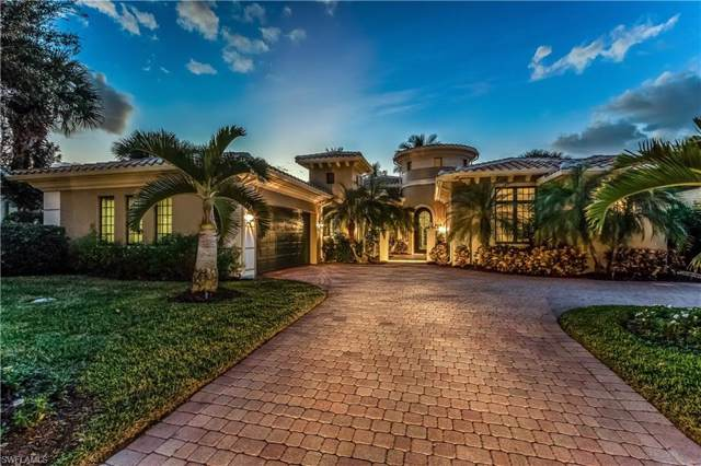 1727 Venezia Way, Naples, FL 34105 (MLS #219083236) :: Sand Dollar Group