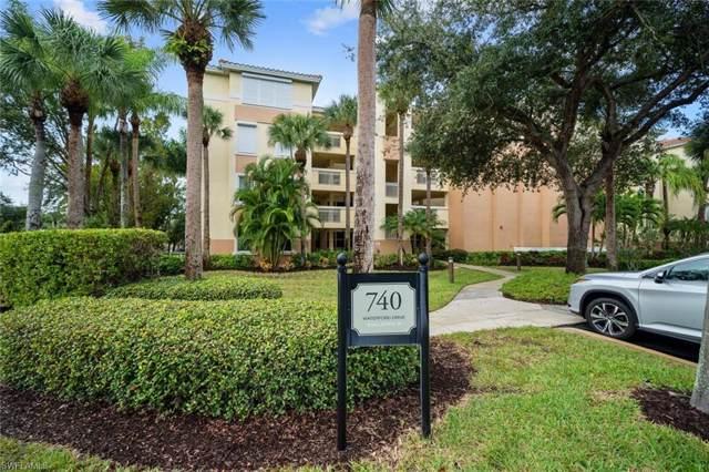 740 Waterford Dr #101, Naples, FL 34113 (MLS #219083491) :: Clausen Properties, Inc.