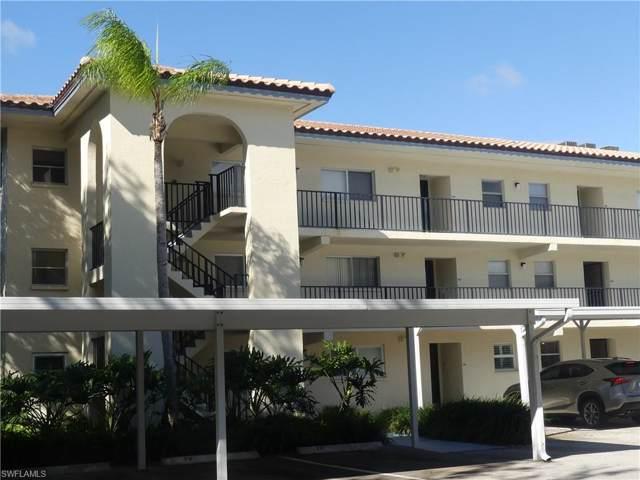 201 Quail Forest Blvd #103, Naples, FL 34105 (MLS #219083818) :: Clausen Properties, Inc.