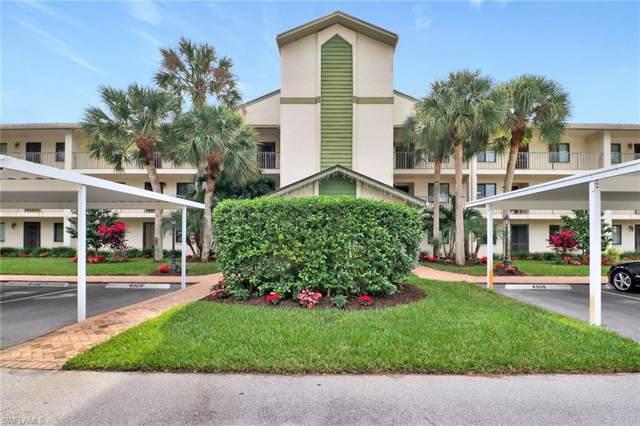 400 Fox Haven Dr #4107, Naples, FL 34104 (MLS #219083957) :: Clausen Properties, Inc.