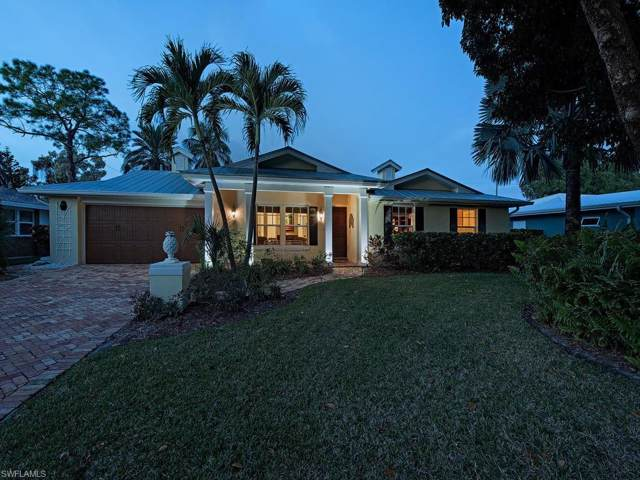 1287 28th Ave N, Naples, FL 34103 (MLS #219084090) :: #1 Real Estate Services