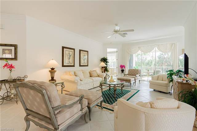 3954 Bishopwood Ct W #202, Naples, FL 34114 (MLS #219084682) :: Team Swanbeck