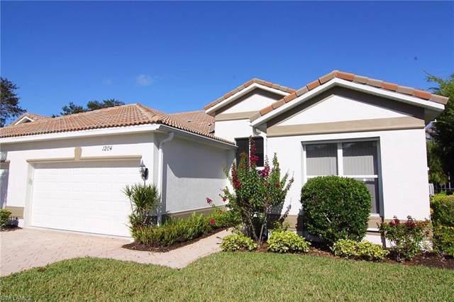 1204 Chelmsford Ct #66, Naples, FL 34104 (MLS #219084914) :: Clausen Properties, Inc.