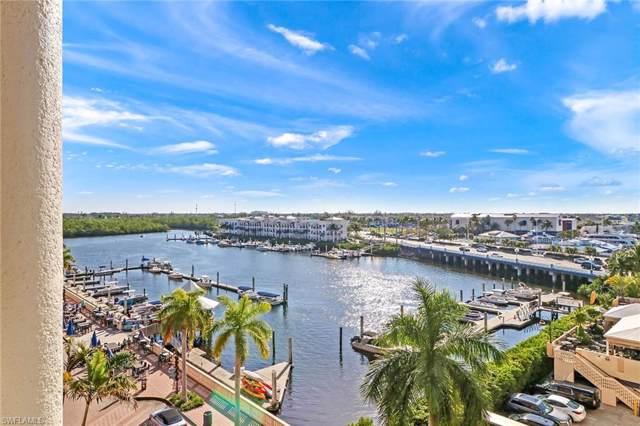 450 Bayfront Pl #4509, Naples, FL 34102 (MLS #219084957) :: Kris Asquith's Diamond Coastal Group