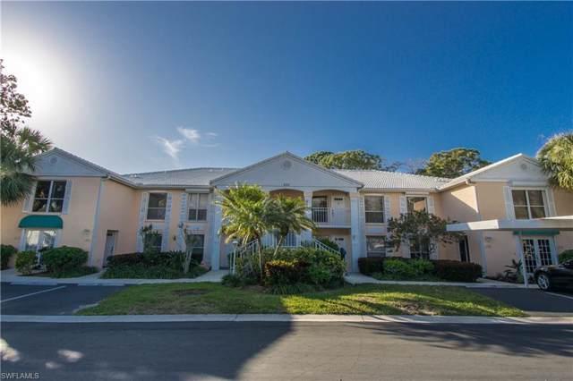 893 Gulf Pavillion Dr #103, Naples, FL 34108 (MLS #220000049) :: RE/MAX Radiance