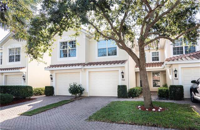 1345 Henley St #703, Naples, FL 34105 (MLS #220000190) :: Clausen Properties, Inc.