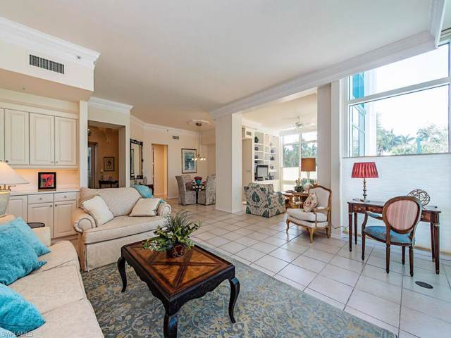 7515 Pelican Bay Blvd 1E, Naples, FL 34108 (MLS #220000522) :: RE/MAX Realty Group