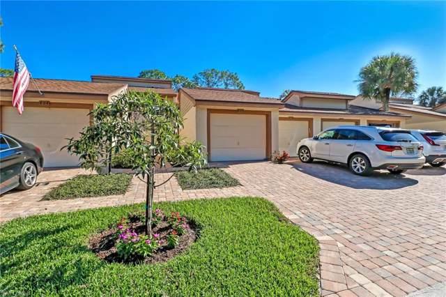 406 Foxtail Ct #406, Naples, FL 34104 (MLS #220000600) :: Clausen Properties, Inc.