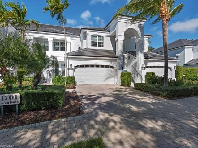 1701 Gulfstar Dr S #102, Naples, FL 34112 (MLS #220000713) :: Clausen Properties, Inc.