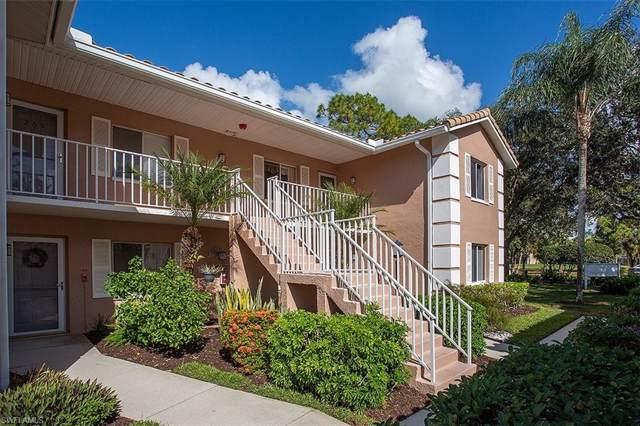 5904 Cranbrook Way J106, Naples, FL 34112 (MLS #220000824) :: Clausen Properties, Inc.