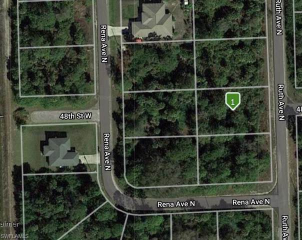 4709 Ruth Ave N, Lehigh Acres, FL 33971 (#220000953) :: Equity Realty