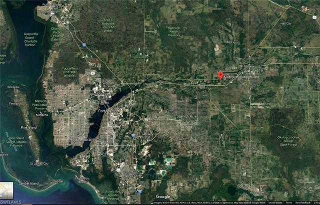 5286 River Blossom Ln, FORT DENAUD, FL 33935 (#220001552) :: The Dellatorè Real Estate Group