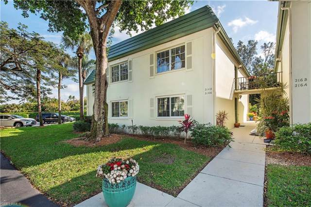 214 Bobolink Way 214B, Naples, FL 34105 (MLS #220001786) :: Clausen Properties, Inc.