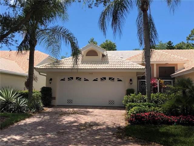 748 Wiggins Bay Dr 13L, Naples, FL 34110 (MLS #220001857) :: Clausen Properties, Inc.