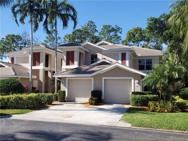 841 Carrick Bend Cir #202, Naples, FL 34110 (MLS #220001907) :: #1 Real Estate Services