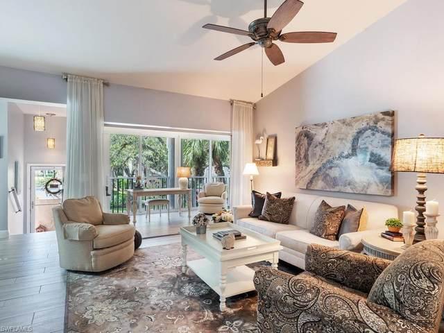 104 Tuscana Ct #805, Naples, FL 34119 (MLS #220002308) :: Kris Asquith's Diamond Coastal Group