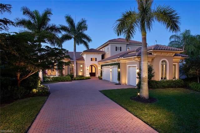 2171 Miramonte Way, Naples, FL 34105 (MLS #220002611) :: Sand Dollar Group