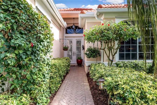 384 Mallory Ct, Naples, FL 34110 (MLS #220002646) :: Team Swanbeck