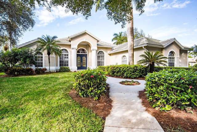 1876 Pondside Ln, Naples, FL 34109 (MLS #220002915) :: Kris Asquith's Diamond Coastal Group
