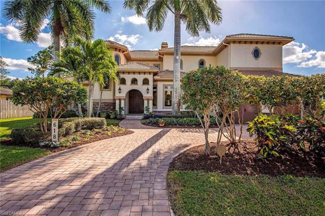 618 Cypress Way E, Naples, FL 34110 (MLS #220002994) :: Clausen Properties, Inc.