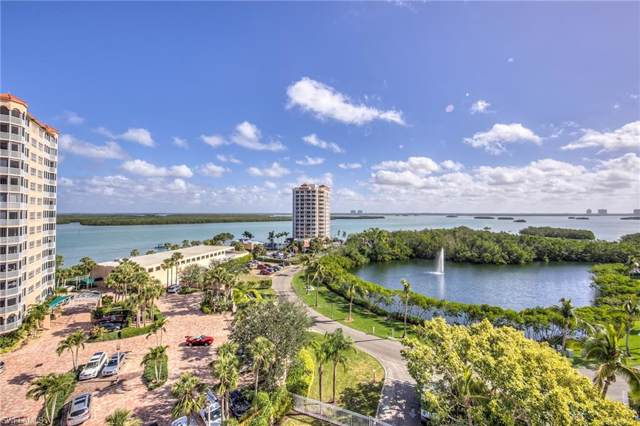 8701 Estero Blvd #505, Fort Myers Beach, FL 33931 (#220003007) :: The Dellatorè Real Estate Group