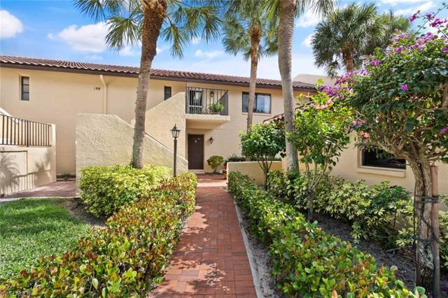 198 Albi Rd #6, Naples, FL 34112 (MLS #220003386) :: Clausen Properties, Inc.