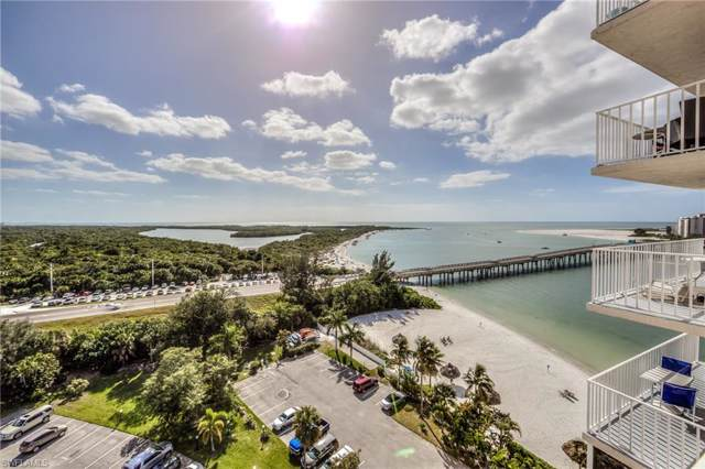 8701 Estero Blvd #1007, Fort Myers Beach, FL 33931 (#220003404) :: The Dellatorè Real Estate Group
