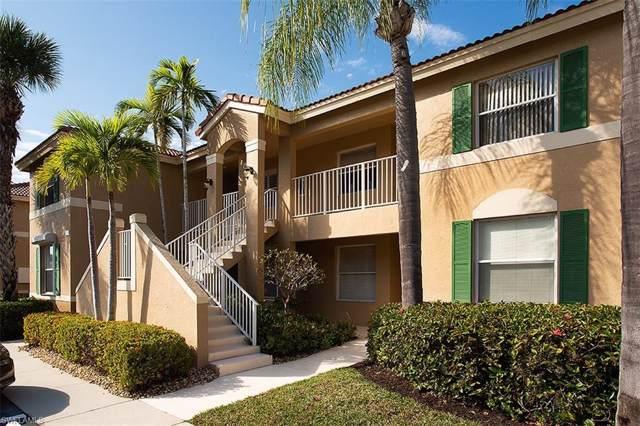 2453 Millcreek Ln #201, Naples, FL 34119 (MLS #220003488) :: Clausen Properties, Inc.
