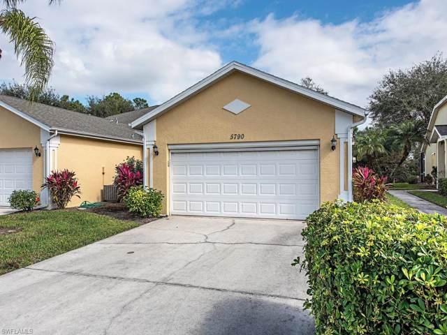 5790 Greenwood Cir #68, Naples, FL 34112 (#220003494) :: The Dellatorè Real Estate Group