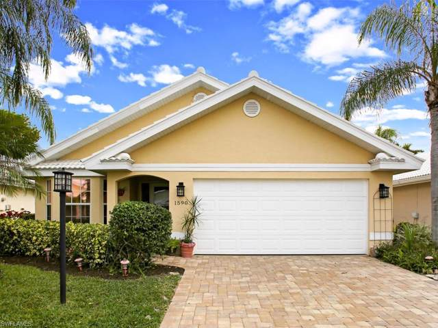 1590 Weybridge Cir #52, Naples, FL 34110 (#220003498) :: Southwest Florida R.E. Group Inc