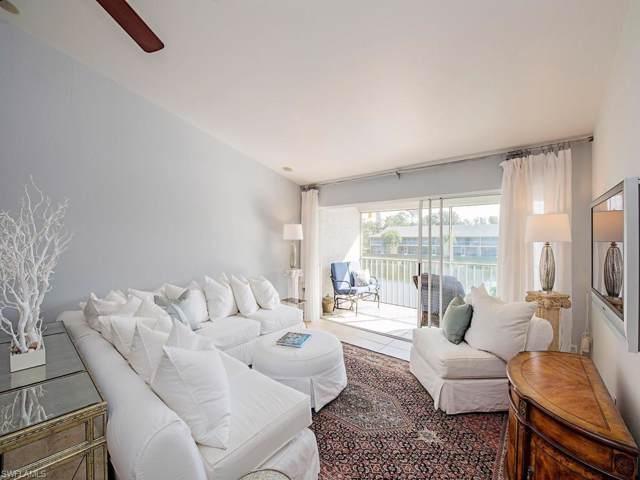 1290 Yesica Ann Cir G-203, Naples, FL 34110 (MLS #220003523) :: Clausen Properties, Inc.