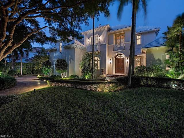 235 Little Harbour Ln, Naples, FL 34102 (#220003529) :: Equity Realty