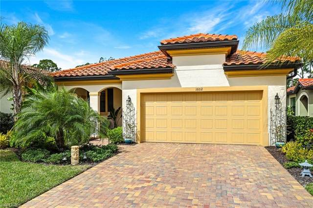 1602 Marton Ct, Naples, FL 34113 (MLS #220003560) :: #1 Real Estate Services