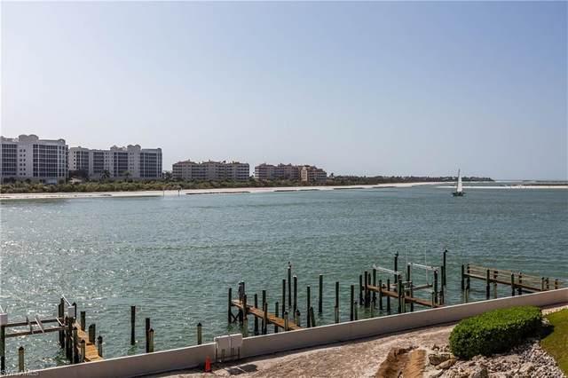 411 La Peninsula Blvd #411, Naples, FL 34113 (#220003635) :: Caine Premier Properties