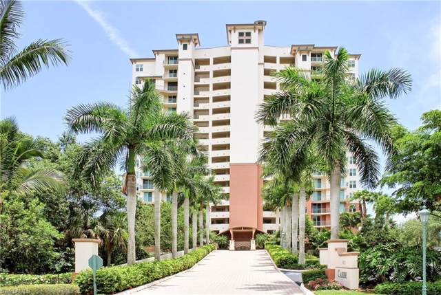 425 Cove Tower Dr #903, Naples, FL 34110 (MLS #220003996) :: Palm Paradise Real Estate